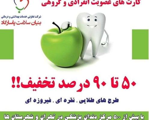 ارزانترین خدمات دندانپزشکی